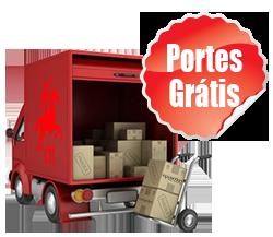 Portes Grátis para Portugal