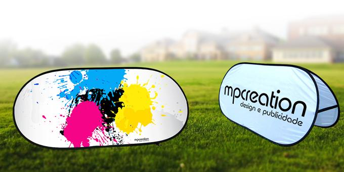Golf Banner Duplo