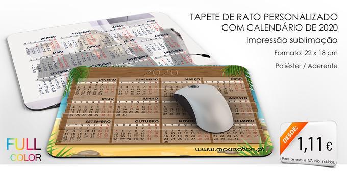 Tapete de Rato Personalizado